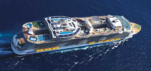 Royal Caribbean to open PADI Five Star Dive Centers on 10 ships