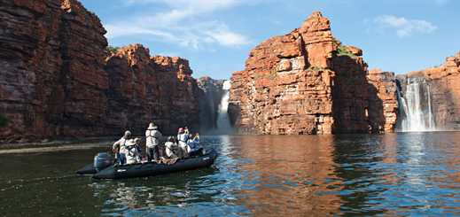 Silver Discoverer to sail expedition cruises on the Kimberley Coast