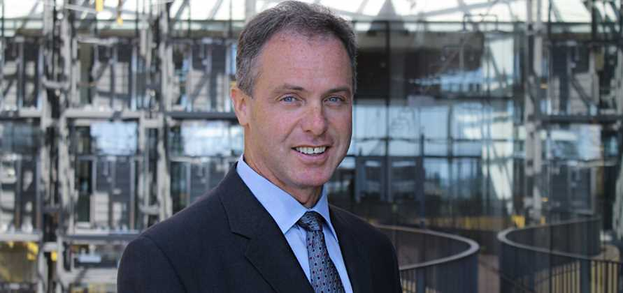 BC Ferries names Mark Collins as president and CEO