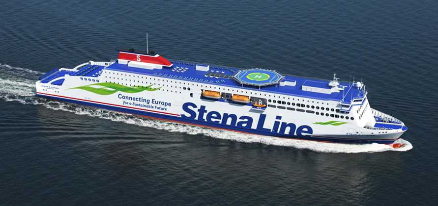 New Stena Line ro-pax ferries to operate on Belfast routes