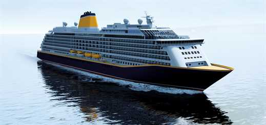 Saga Cruises releases interior designs for new vessel