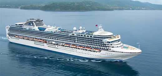 Princess Cruises plans largest-ever season in Japan