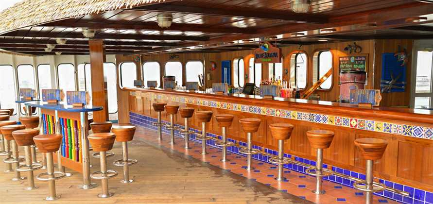 New dining venues and bars added to Carnival Sensation