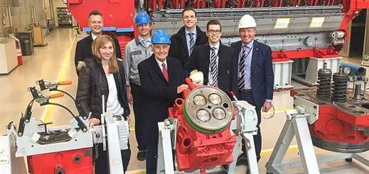 MAN Diesel & Turbo to monitor engines on two Stena Line ferries