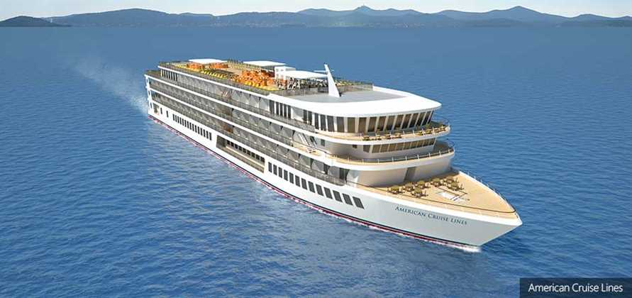 American Cruise Lines unveils details of new riverboat class
