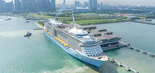 Royal Caribbean to strengthen fly-cruise market in Singapore
