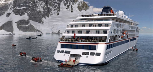 Hapag-Lloyd Cruises reveals names of expedition newbuilds