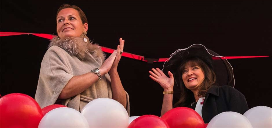 Viking River Cruises christens two longships in Germany