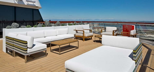 Bolidt to provide decking systems for all six Viking Ocean Cruises ships
