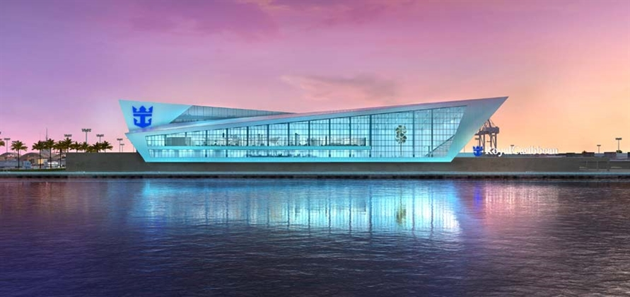 Royal Caribbean breaks ground on new Miami terminal