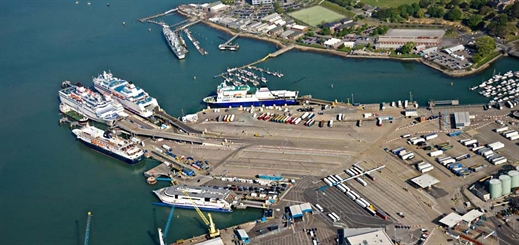 Cruise and ferry passenger numbers rise in Portsmouth