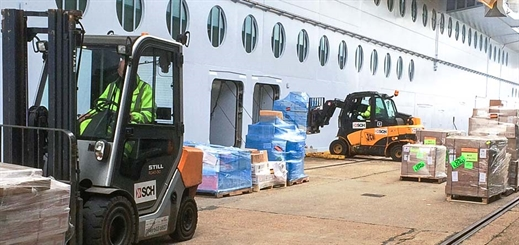 SCH to provide stevedoring services for Silversea at Southampton