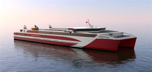 Strategic Marine wins two passenger ferry contracts