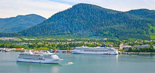 Prince Rupert to host biggest cruise season in six years