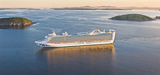 Grand Bahama to refit Caribbean Princess this March