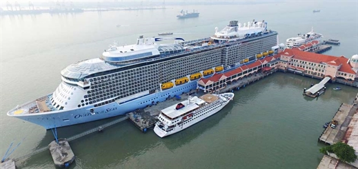 Penang Port and Royal Caribbean to upgrade cruise terminal