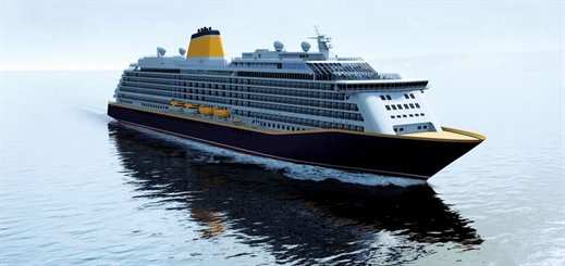Almaco to build catering areas onboard Saga Cruises newbuild