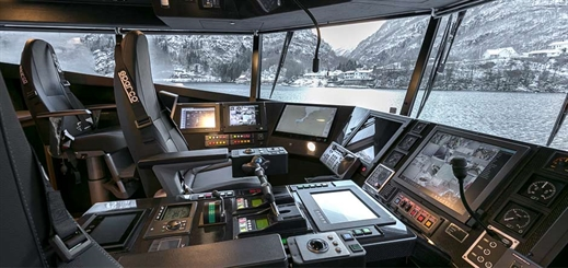 Boreal Sjø's new fast ferry starts service in Norway