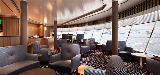 Silversea reveals plans for Silver Cloud interiors