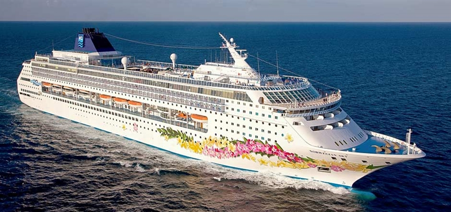 Norwegian Sky to sail 33 US-Cuba cruises in 2018