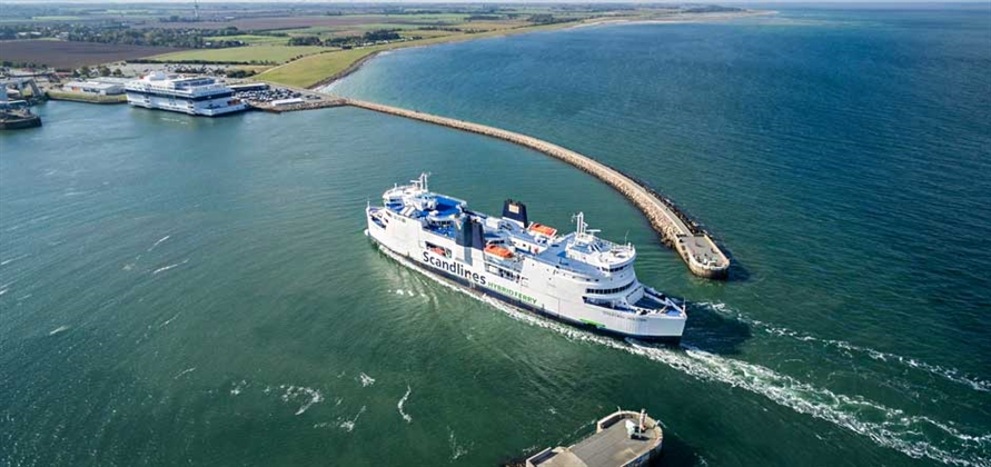 Corvus Energy signs 10-year service deal for Scandline's hybrid ferries
