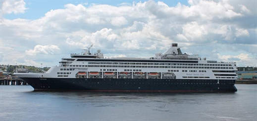 Holland America Line to open 29th cruise season at Port Saint John