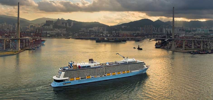 Royal Caribbean's first Quantum Ultra-class ship to homeport in Asia