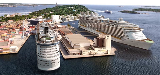 Norwegian cruise ports invest in their future