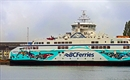 BC Ferries to start operating first dual-fuel ferry on 16 May