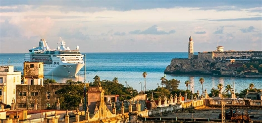 Empress of the Seas to sail 58 cruises to Havana from 2018-2019