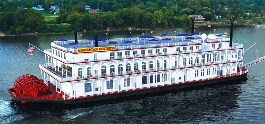 American Duchess to debut on the Mississippi in August 2017