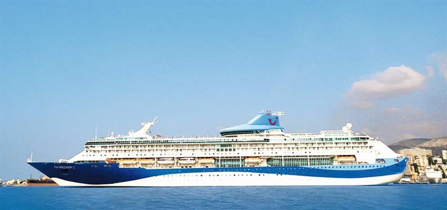 Thomson Cruises launches TUI Discovery 2 in Malaga