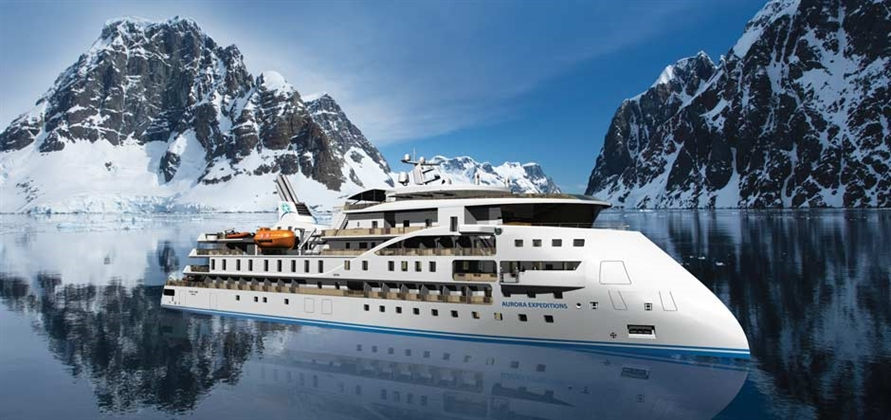 Aurora Expeditions to debut polar expedition ship in 2019