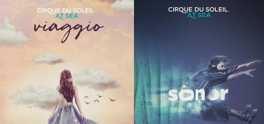 MSC Cruises shares concepts for first two Cirque du Soleil at Sea shows