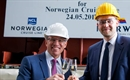 Meyer Werft lays keel for Norwegian Bliss in Germany