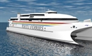 MTU to supply engines for Virtu Ferries' new high-speed ferry