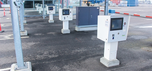How automation is transforming check-in at ferry terminals