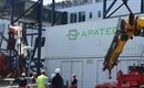 Scandlines chooses APATEQ system to clean scrub water from ferries