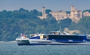 Mercury Clipper heads to new MBNA Thames Clippers' base in London