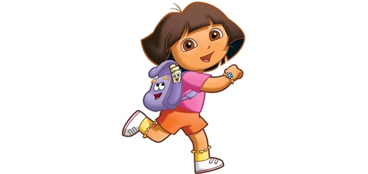 Dora the Explorer to be godmother for Pacific Explorer