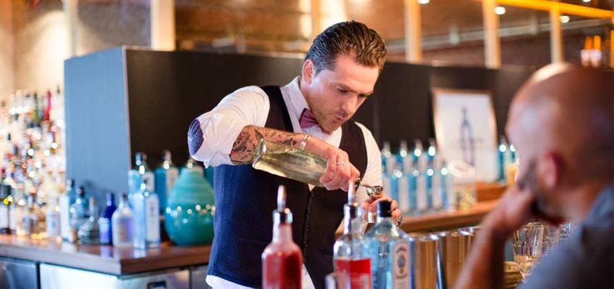 Carnival bartender reaches regional finals of Bacardi competition