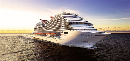 Fincantieri starts work on third Vista class ship for Carnival