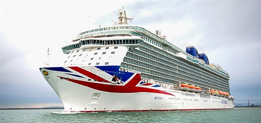 P&O Cruises invites guests to name new cruise vessel