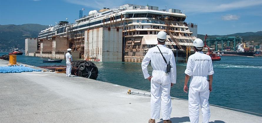 San Giorgio del Porto and Saipem complete Costa Concordia project