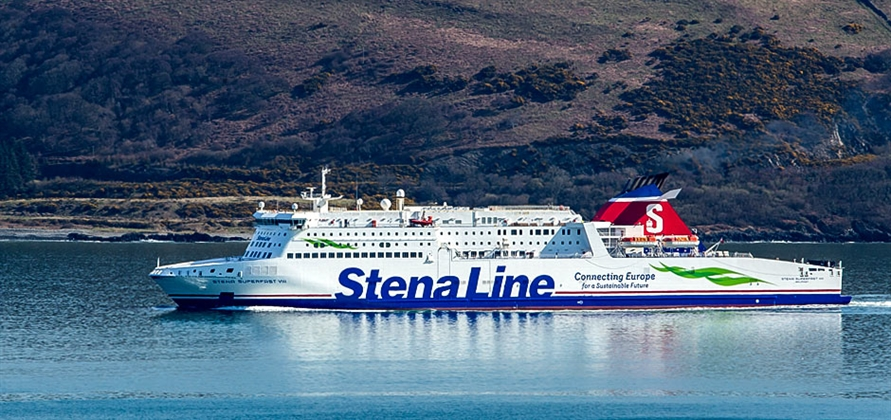 Stena Line acquires Superfast VII and Superfast VIII from Tallink Grupp