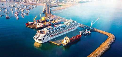 Manta Port to build a new cruise passenger terminal