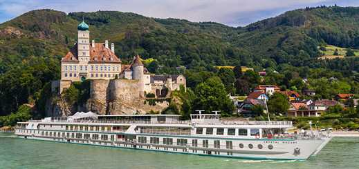 Crystal creates four new river itineraries for Crystal Mahler