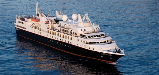 Silversea to sail first Pacific Coast explorations in 2018
