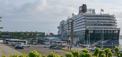 Four cruise ships to make simultaneous calls in Kiel