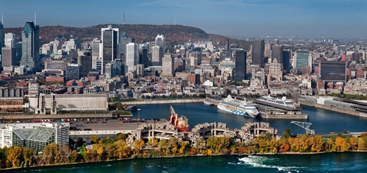 Montreal Port Authority opens shore power facility at new cruise terminal